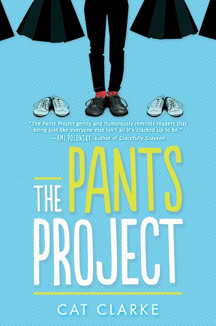 Book cover of The Pants Project by Pat Clarke