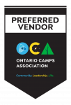 Preferred Vendor: Ontario Camps Association. Community. Leadership. Life.