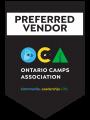 OCA Preferred Vendor Logo Reads
